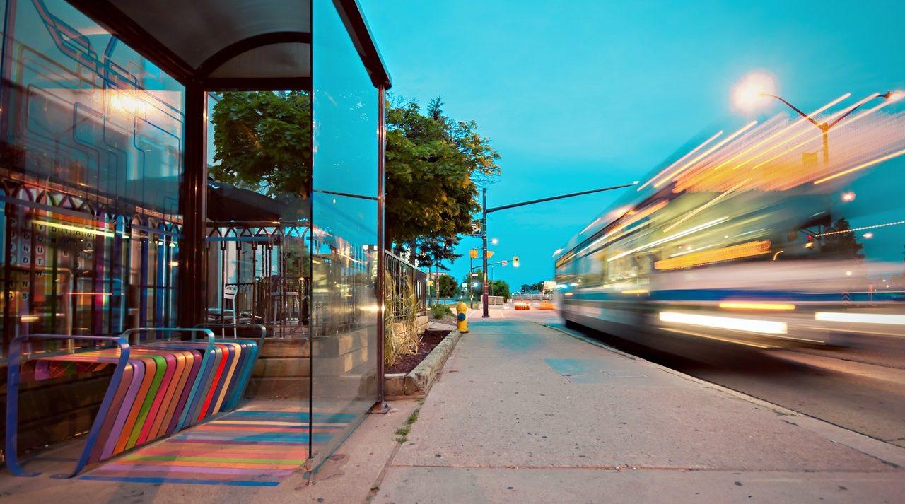 Bussar för ersättningstrafik